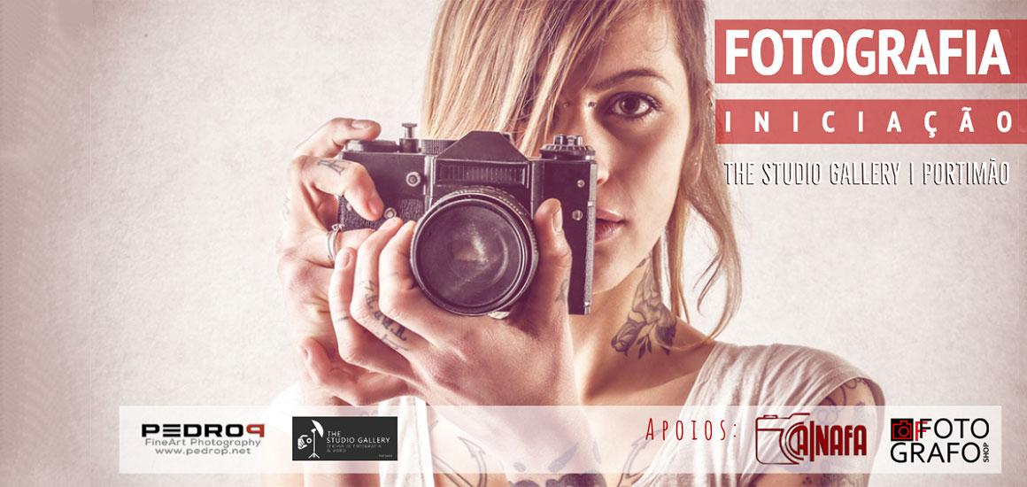 Curso de Fotografia Iniciação