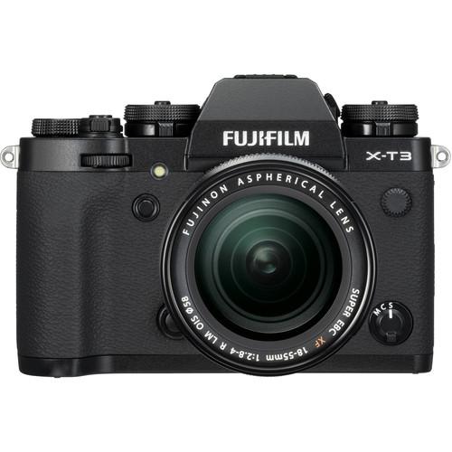 Fujifilm X-T3 + XF 18-55mm